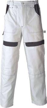 Ardon Cool Trend bílé šedé kalhoty. Klasické pracovní montérky ... ace196566a