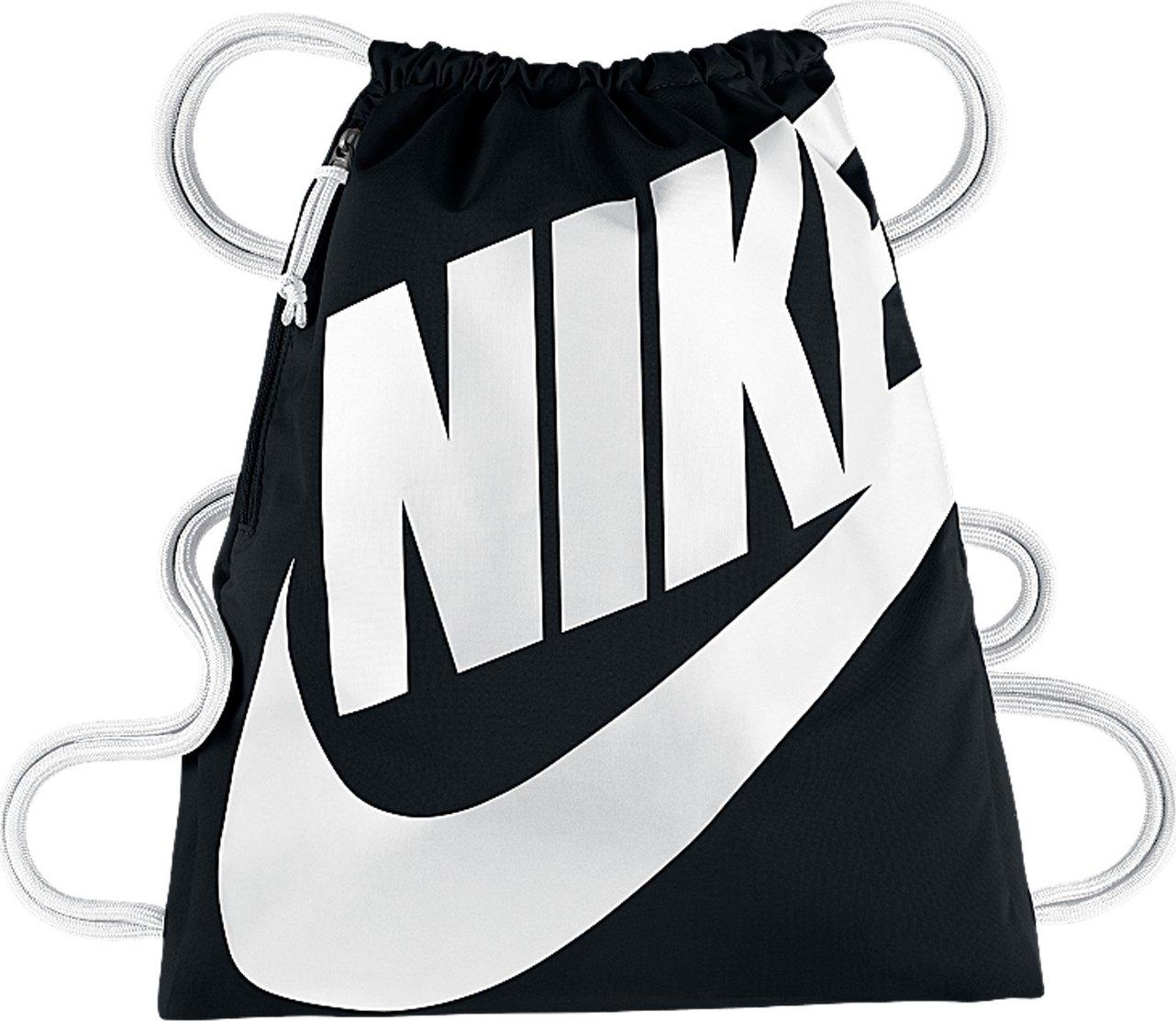3cffa7c38 Nike Heritage Gymsack černý/bílý od 349 Kč   Zboží.cz