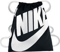 34f52f37a64 Nike Heritage Gymsack černý bílý