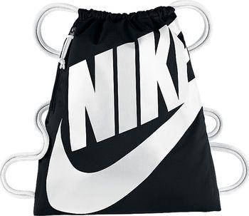 Nike Heritage Gymsack černý bílý od 392 Kč • Zboží.cz 344a4beae7