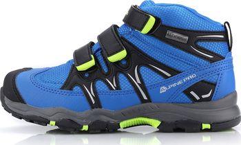 97fc190bce4 Alpine Pro Tyroll Kids` PTX modrá. Dětské kotníkové boty ...