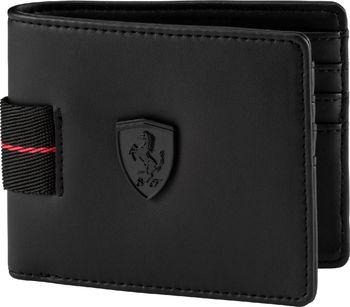 Puma Ferrari LS Wallet M černá • Zboží.cz 5e7b2d428e