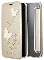 Guess Studs and Sparkle Book Beige Apple iPhone X d65862188ff