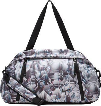 314c38e9f2 Moderní dámská taška Nike je ideální volbou pro přenos věcí do fitka, ale  své uplatnění si najde i při nákupech či cestování. Nosí se pomocí  polstrovaného ...