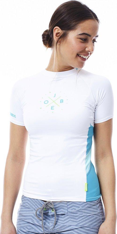 80c9094c8343 Jobe Rashguard dámské triko bílé L od 590 Kč • Zboží.cz