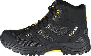 c735c4a4c8b Loap Maghera černá žlutá. Pánské outdoorové boty ...