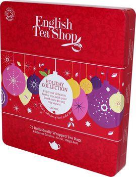 English Tea Shop Červené ozdoby 72 ks od 245 Kč | Zboží cz
