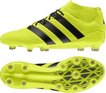 ed13a2842b4 Adidas Ace 16.1 Primeknit FG žluté. Značkové pánské kopačky ...
