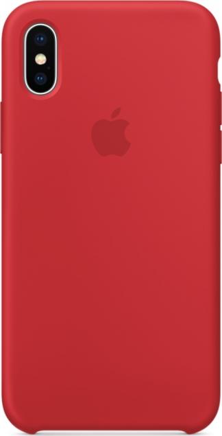 Apple Silicone pro iPhone X PRODUCT(RED) od 790 Kč • Zboží.cz 28a377f08e0