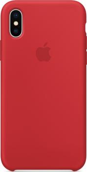 Apple silikonový kryt na iPhone X PRODUCT(RED) od 790 Kč • Zboží.cz e6ef52f1391