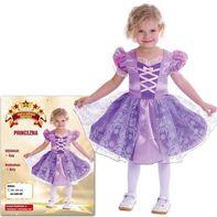 2e94feda1103 MaDe Šaty princezna fialová XS