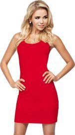 815e21a81f81 dámské šaty DKaren Melita červené