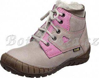 b95935fb915 Dětská zimní obuv FARE 842153
