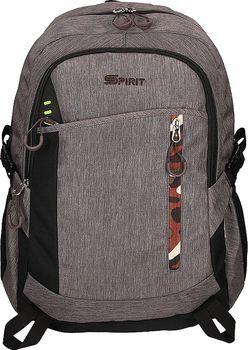 Spirit Lenox Melange Brown studentský batoh od 949 Kč • Zboží.cz 1c2ca7f818