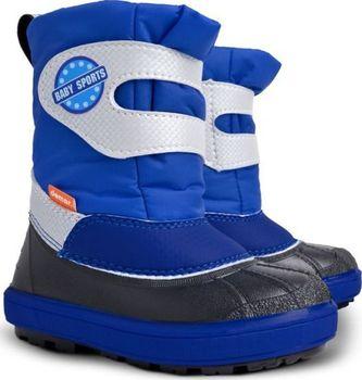 ef9b7cb1304 Demar Baby Sports 1506B modré. Dětské zimní sněhule ...