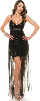 a184c08714f Koucla Společenské šaty černé -