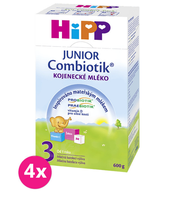 Hipp Junior Combiotik 3 - 4 x 600 g