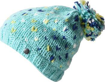 54237a35ead Roxy Dena Aruba modrá. Trendy dívčí pletená čepice ...