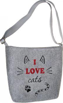 c7be03fff0f MarkModern Cats. Dámská kabelka přes rameno ...