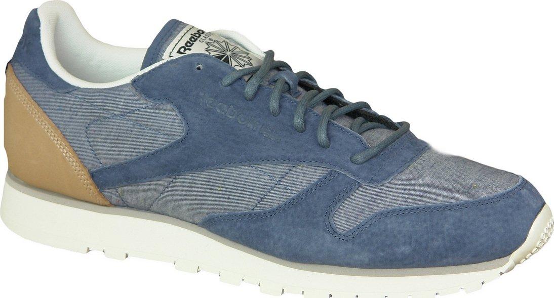 c4495ecc5c2 Reebok CL Leather Fleck modré od 2 119 Kč • Zboží.cz