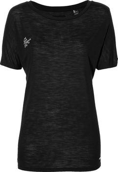 844b6f7b2a6 O Neill Essentials Drapey T-Shirt černé. Jestliže hledáte pohodlné a  stylové dámské tričko ...