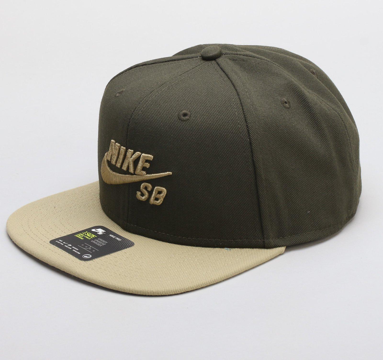 Nike SB Pro Cap Sequoia Neutral Olive • Zboží.cz bd1d210a7c