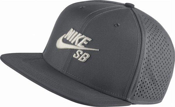 Nike SB Aero Pro kšiltovka šedá šedá • Zboží.cz e73a0ea07a