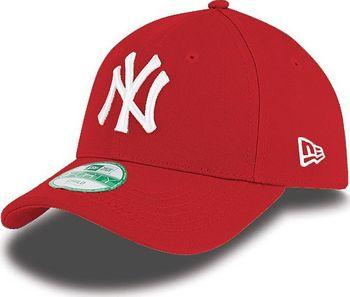 6b9e40d53ff New Era Basic 9Forty MLB New York Yankees červená bílá Junior od 350 ...