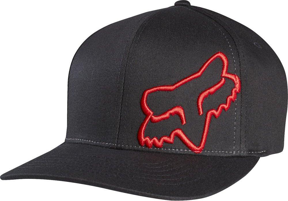 c55c28dbb1b Fox Flex 45 Flexfit Hat černá červená od 489 Kč • Zboží.cz
