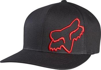 Fox Flex 45 Flexfit Hat černá červená. Pánská flexfit kšiltovka ... 1bb75df45d