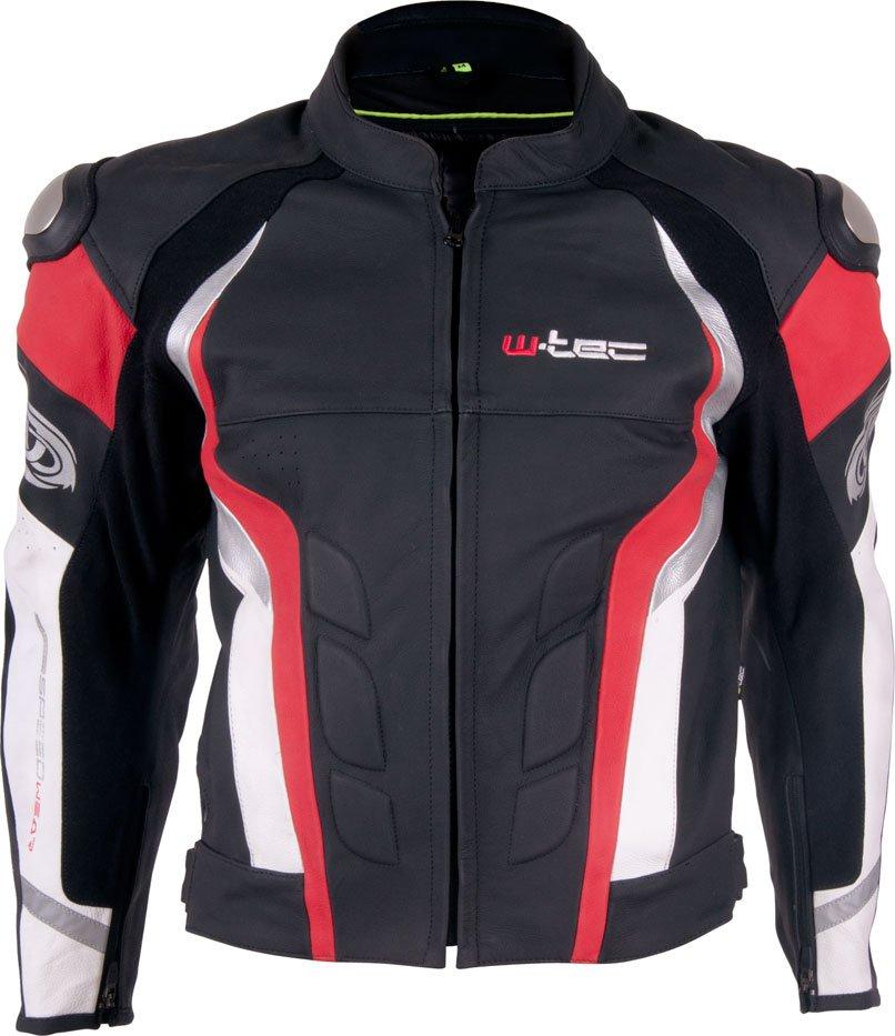 W-Tec Velocity moto bunda černá červená od 5 590 Kč • Zboží.cz 1672c3dd095