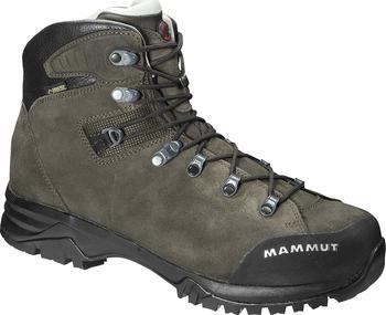 Mammut Trovat High GTX Men Dark Brown Black. Boty Trovat GTX od firmy Mammut  jsou nástupci oblíbených trekových ... e3f6d1f2b5