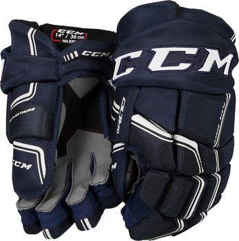 CCM Quicklite 270 SR rukavice tmavě modré bílé od 1 945 Kč • Zboží.cz 3c98b9bc9a