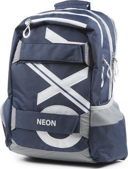 Oxy Sport Blue Line. Studentský školní i volnočasový sportovní batoh ... 7a8365cbda