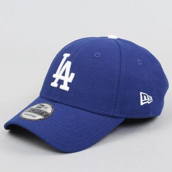 New Era 9Forty The League Los Angeles Dodgers Cap modrá od 552 Kč ... 7ae63cad66