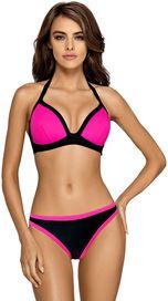 Růžové dámské plavky • Zboží.cz b22c339c61