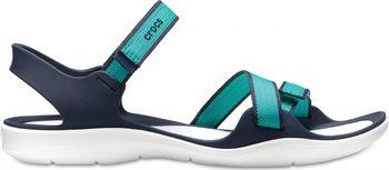 d0e4341d4ed1a8 Crocs Swiftwater Webbing sandal Tropical Teal 39-40 (80%) • Zboží.cz