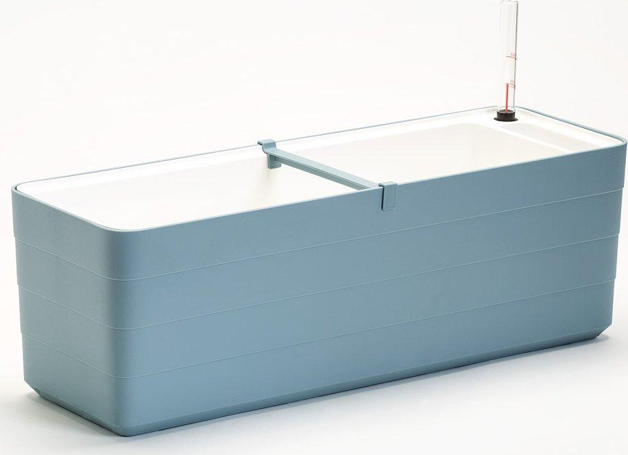 80cm Grey /& Green Plastia Berberis