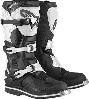 Alpinestars Tech 1 boty bílé černé od 4 390 Kč • Zboží.cz 0db26ed64c