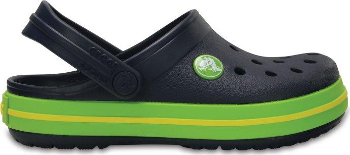 33c77dfdacc Crocs Crocband Clog tmavě modrá zelená od 490 Kč • Zboží.cz