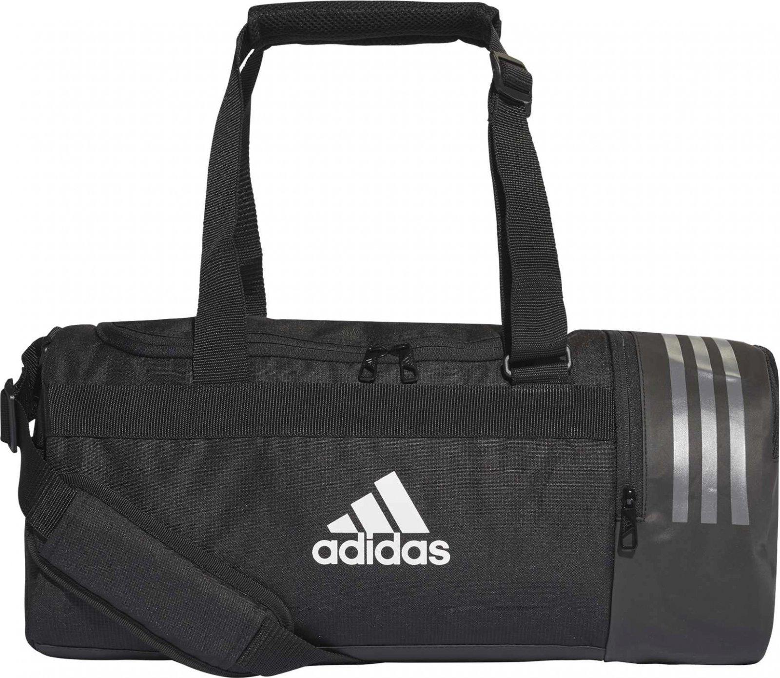 3500ec1d1 adidas 3 Stripes Duffle Small černá od 550 Kč   Zboží.cz