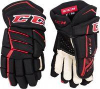f1d5bdd9def CCM JetSpeed FT370 SR hokejové rukavice tmavě modré červené bílé 15 ...