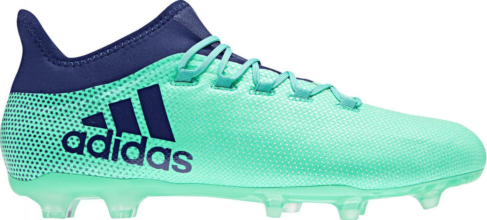 Adidas X 17.2 FG tmavě modré zelené od 1 749 Kč • Zboží.cz 6c9ca902f3