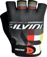 6b45ba02b7 cyklistické rukavice Silvini Team MA844 černá M