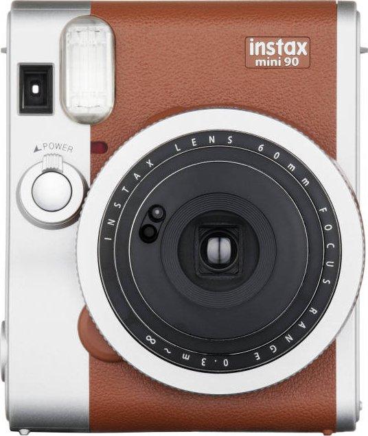 Fujifilm Instax Mini 90 film case hnědý od 3 750 Kč • Zboží.cz fde2a14e42b