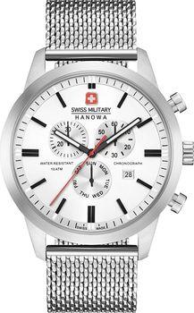 Swiss Military Hanowa 3308.04.001. Pánské švýcarské hodinky ... 687d1a8aeb8