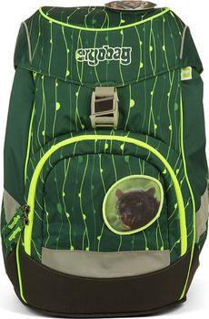 Ergobag Fluo zelený. Nepromokavý školní batoh ... 703f35a48b