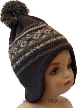 47bf23dabcd Výrobce Zimní čepice podšitá fleecem