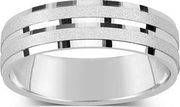 aad2f83c4 Silvego stříbrný snubní prsten B21532 5mm od 377 Kč | Zboží.cz