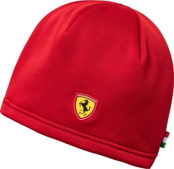 b51f6922de1 Puma Ferrari Fanwear Beanie červená vel. 54-58 • Zboží.cz